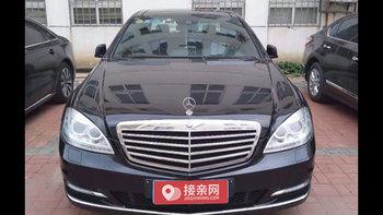 天津婚车租赁价格一览表:奔驰S级大约600元