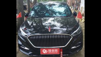 红旗H5婚车 (黑色,可做头车)