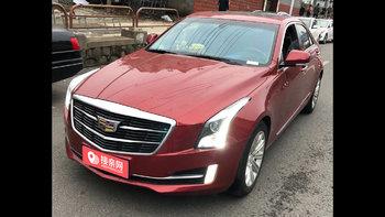 最新的南京凯迪拉克ATS-L婚车租赁价格出炉