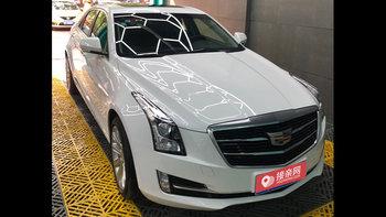 凯迪拉克ATS婚车 (白色)