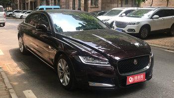 捷豹XFL婚车 (酒红色,可做头车)
