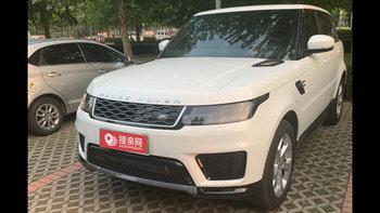 路虎揽胜运动版婚车 (白色,可做头车)