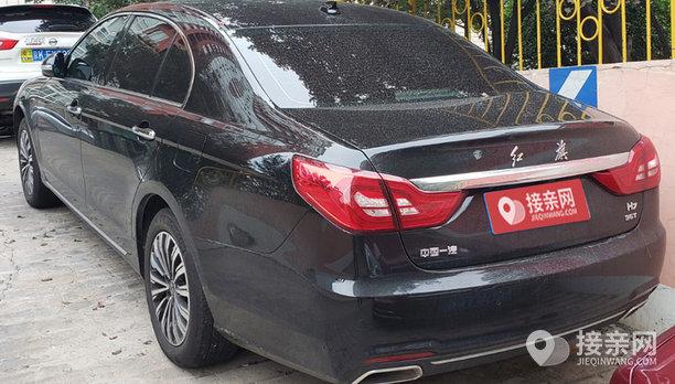 红旗H7婚车