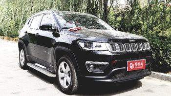 Jeep指南者婚车 (黑色,可做头车)