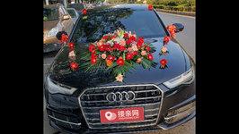 襄阳奥迪A6L婚车租赁