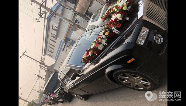 套餐劳斯莱斯幻影+10辆奔驰G级婚车