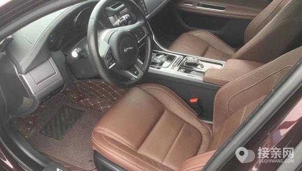 捷豹XF婚车