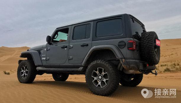 Jeep牧马人婚车