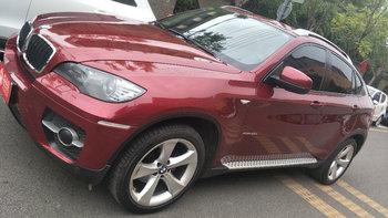 宝马X6婚车 (红色,可做头车)