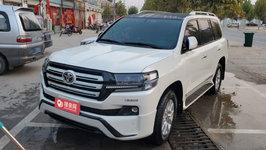 商丘丰田兰德酷路泽婚车租赁