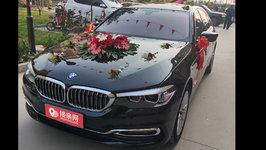 邢台宝马5系婚车租赁