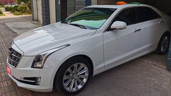 凯迪拉克ATS婚车 (白色,可做头车)