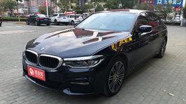 黄石宝马5系婚车租赁