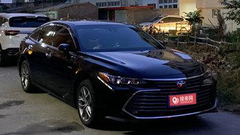 丰田亚洲龙婚车 (黑色)