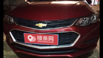 雪佛兰科鲁兹婚车 (红色,可做头车)