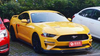 福特野马婚车 (黄色,可做头车)
