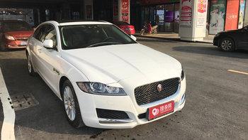 捷豹XFL婚车 (白色,可做头车)