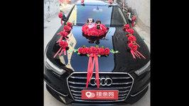 新乡奥迪A6L婚车租赁