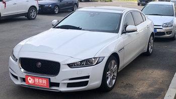 捷豹XE婚车 (白色,可做头车)