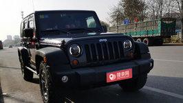 天津Jeep牧马人婚车租赁
