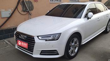 奥迪A4婚车 (白色)