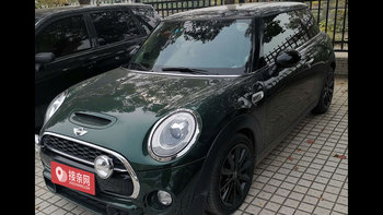 MINI3-DOOR婚车 (墨绿色,可做头车)