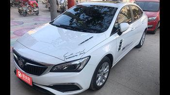 别克威朗婚车 (白色)