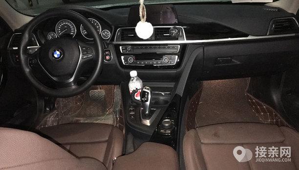 宝马3系婚车