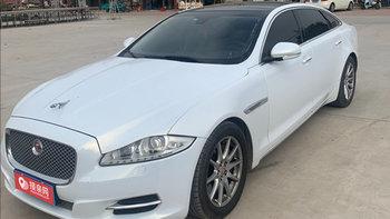 捷豹XJL婚车 (白色,可做头车)