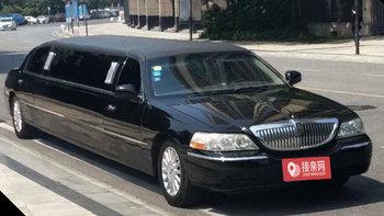 林肯领袖一号婚车 (黑色)
