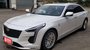 凯迪拉克CT6婚车 (白色,可做头车)