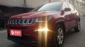 Jeep指南者婚车 (红色,可做头车)