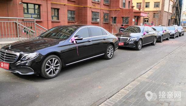 套餐奔驰G级+7辆奔驰E级婚车