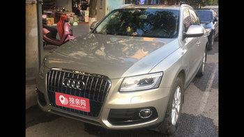 奥迪Q5婚车 (银色,可做头车)