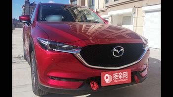 马自达CX-5婚车 (红色,可做头车)