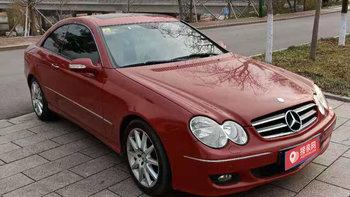 奔驰CLK级婚车 (红色,可做头车)