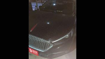 红旗H5婚车 (黑色)