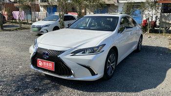 雷克萨斯ES婚车价格:上海只需500元起