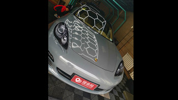 保时捷Panamera婚车 (灰色,可做头车)