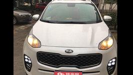 宣城起亚KX5婚车租赁