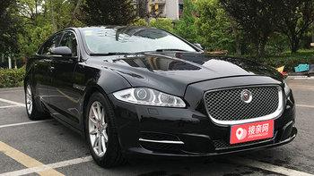 捷豹XJL婚车 (黑色,可做头车)