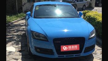 奥迪TT婚车 (蓝色,可做头车)