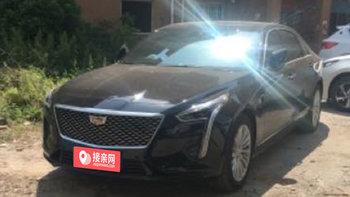 荆州租一辆婚车多少钱,比如凯迪拉克CT6