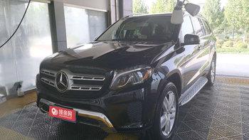 奔驰GLS级婚车 (黑色)