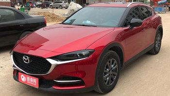 马自达CX-4婚车 (红色,可做头车)