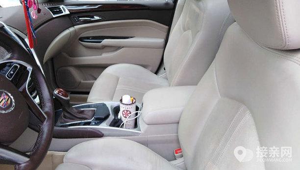 凯迪拉克SRX婚车