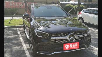 奔驰GLC级婚车 (黑色,可做头车)