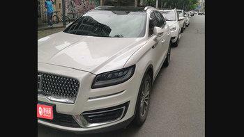 林肯MKX婚车 (白色)