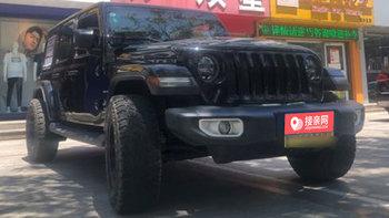 Jeep牧马人婚车 (黑色)