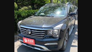 广汽传祺GS8婚车 (黑色,可做头车)